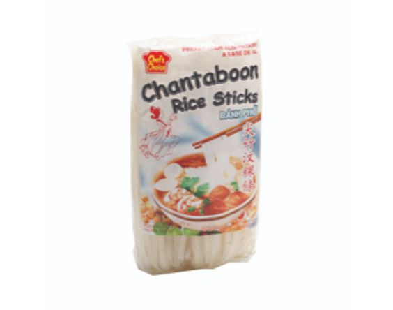 Chef's Choice Rice Sticks - 3mm