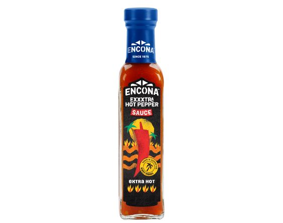 Extra Hot pepper Sauce