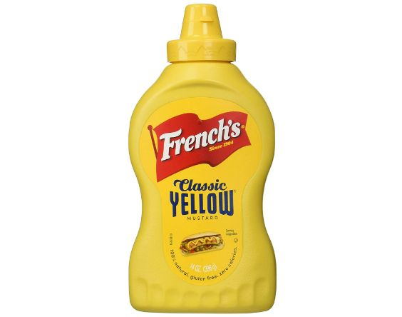 French's American Mustard (Squeezy)