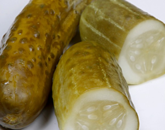 Whole Dill Pickles