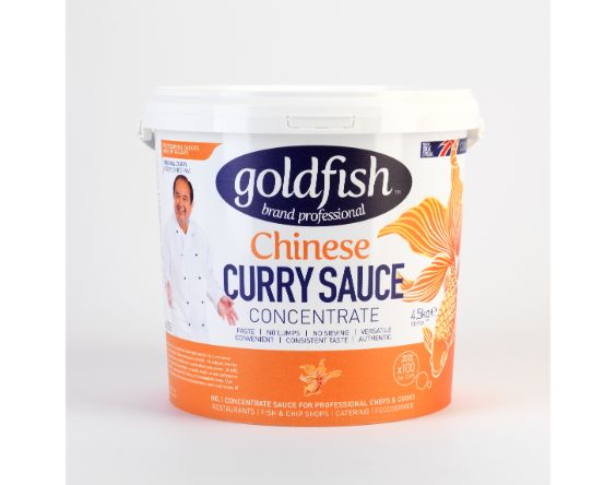Goldfish Chinese Curry Paste