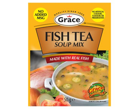 Fish Tea Soup Mix