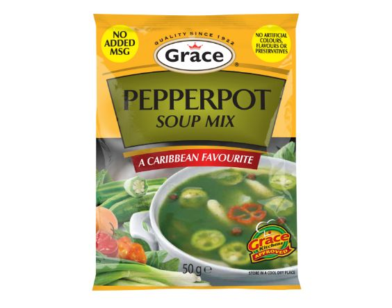 Pepperpot Soup Mix