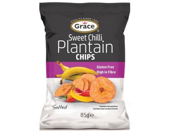 Plantain Chips - Sweet Chilli
