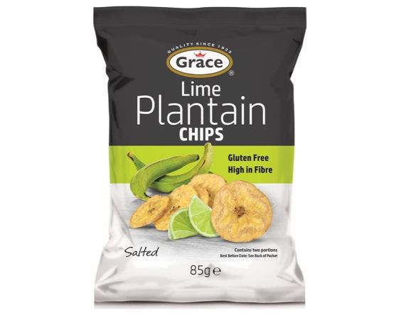 Plantain Chips - Lime