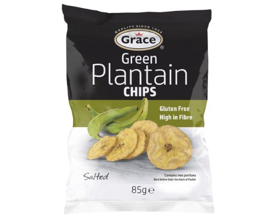 Plantain Chips - Green Plantain