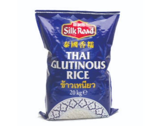 Asian and Oriental Glutinous Rice