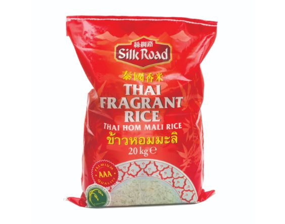 Asian and Oriental Thai Fragrant Hom Mali Rice