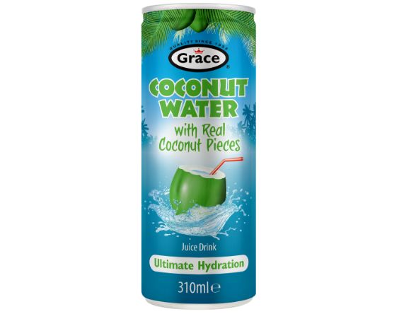Coconut Water with Pulp