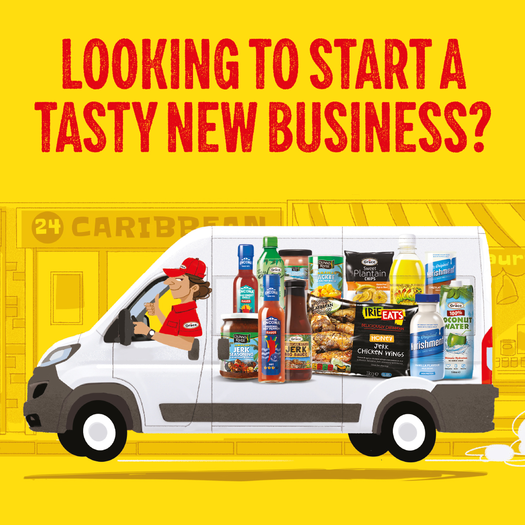 Looking to start a tasty new business with Funnybones Foodservice?